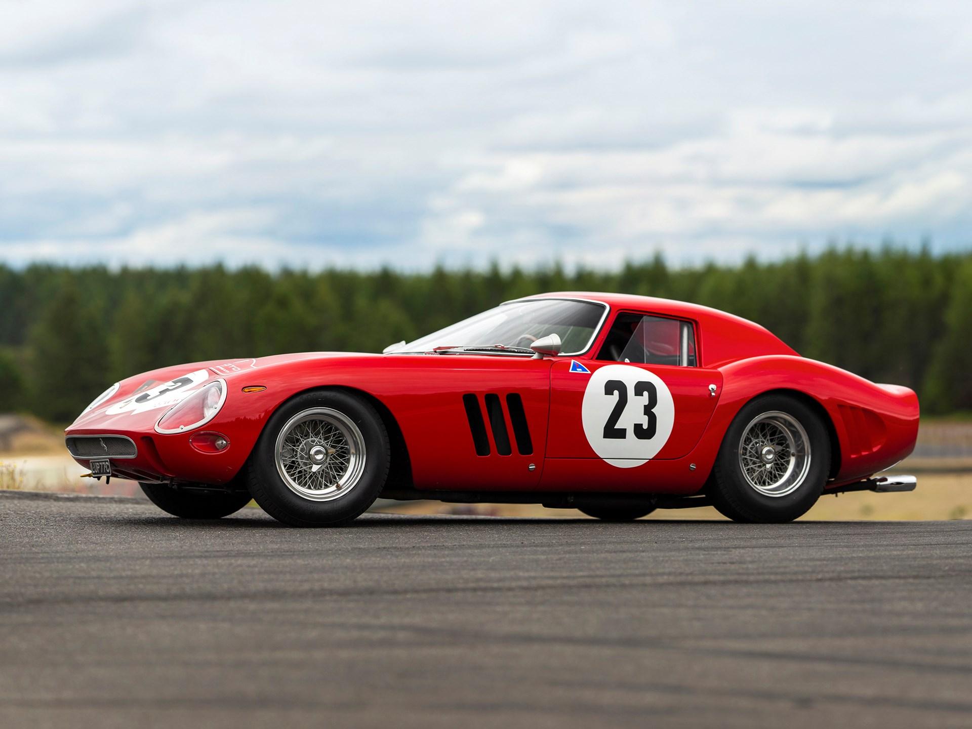 Rm Sothebys 1962 Ferrari 250 Gto By Scaglietti Monterey 2018 1964 Wiring Harness Radio