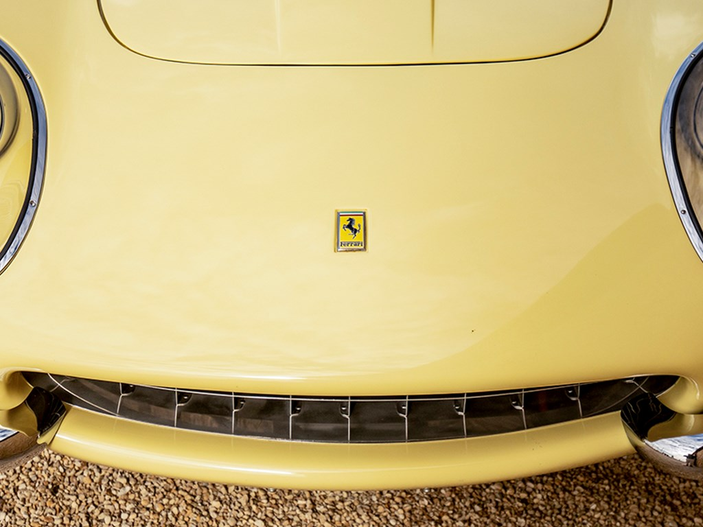 1968 Ferrari 275 GTB4 by Scaglietti offered at RM Sothebys Amelia Island Live Auction 2021