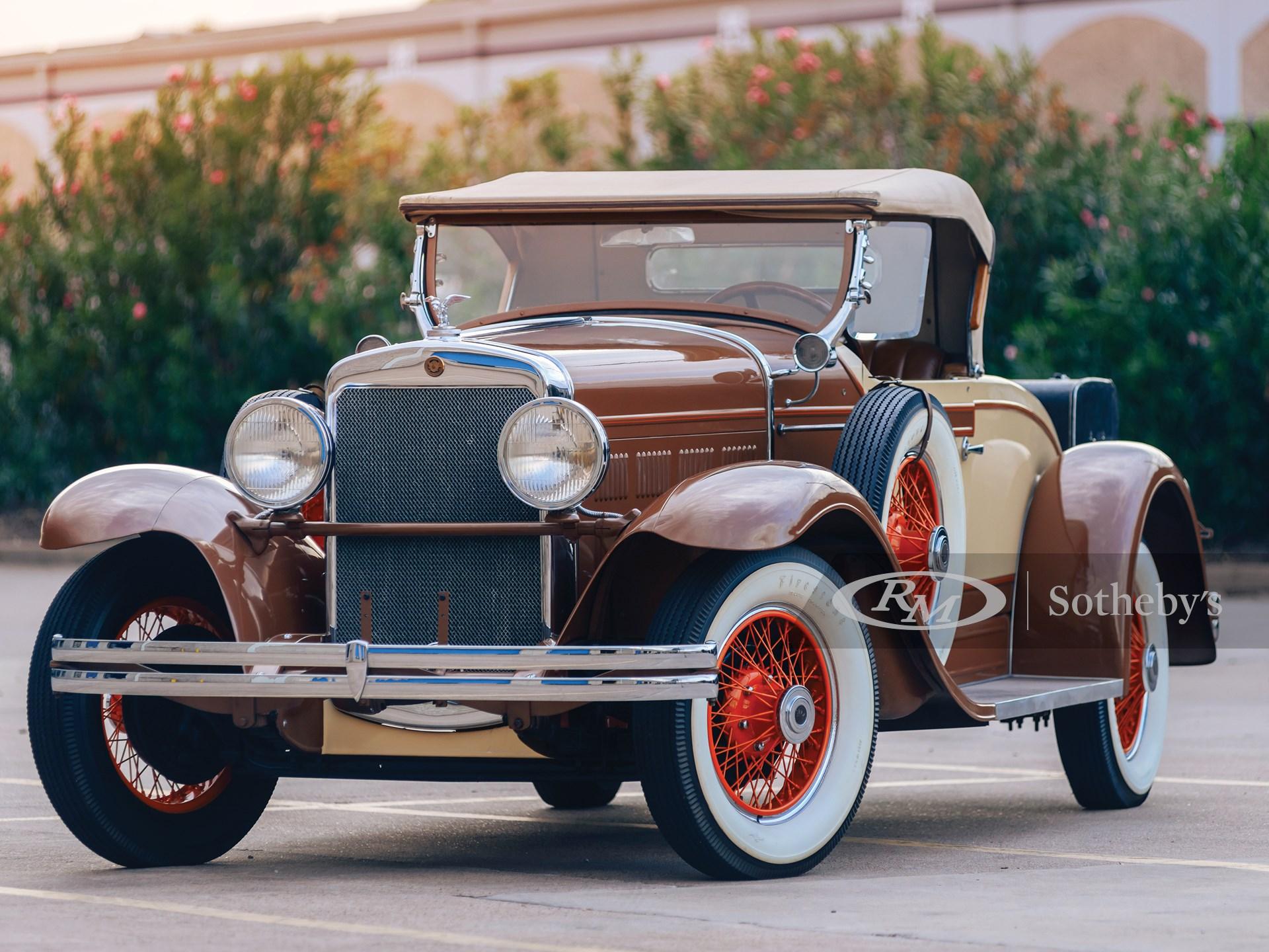 1929 Gardner Model 120 Roadster