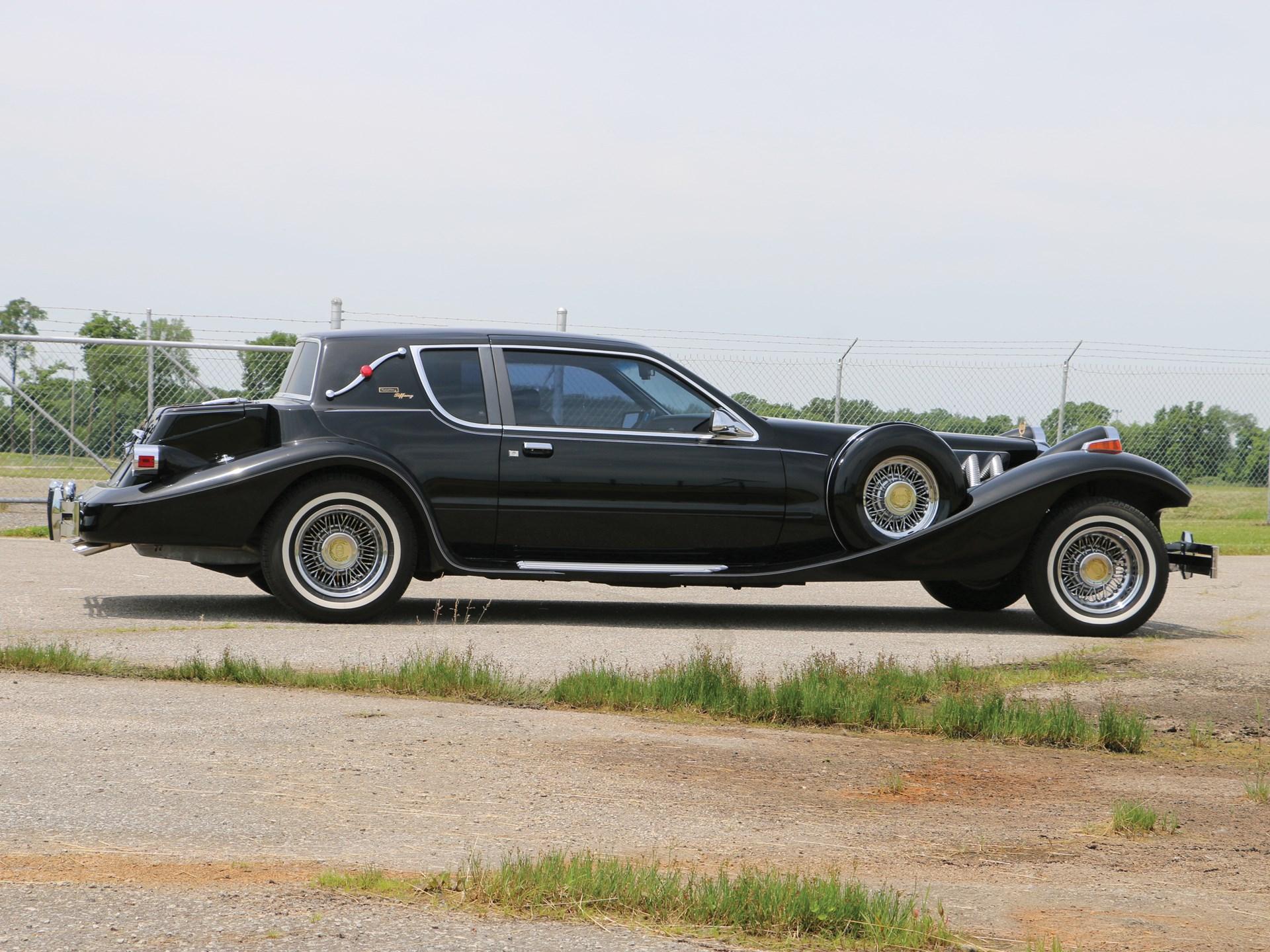 1984 CMC Tiffany Gold Edition