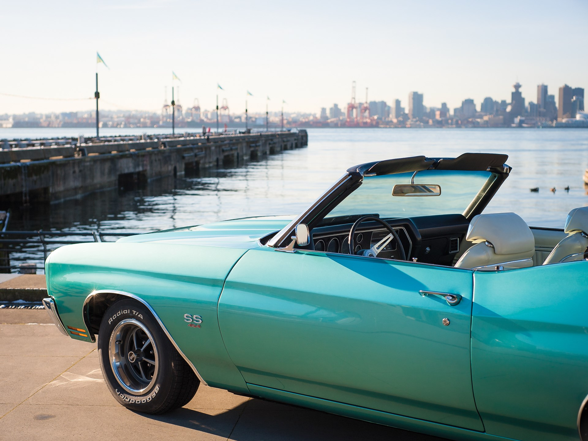 RM Sotheby's - 1970 Chevrolet Chevelle SS 454 LS6 Convertible