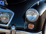 1961 MG MGA Mk II 'Police Car'  - $1961 MG MGA Mk II Police Car - Photo: Teddy Pieper - @vconceptsllc