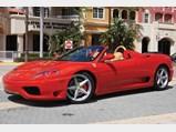 2005 Ferrari 360 F1 Spider  - $