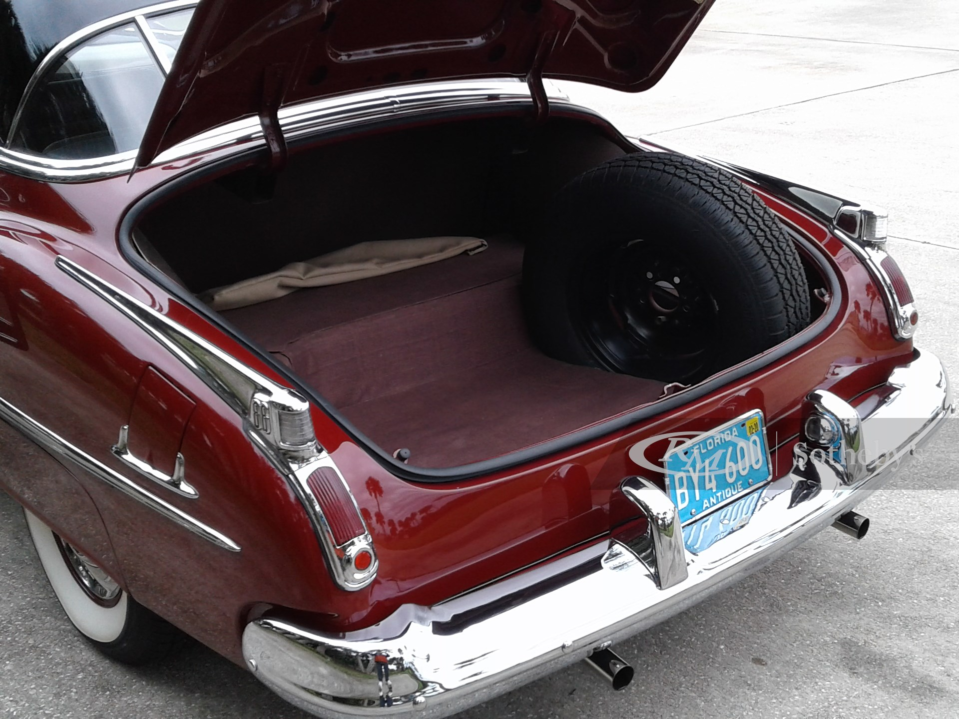 1950 Oldsmobile 88 Holiday Coupe  -