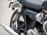 2018 Triumph Bonneville T120  - $