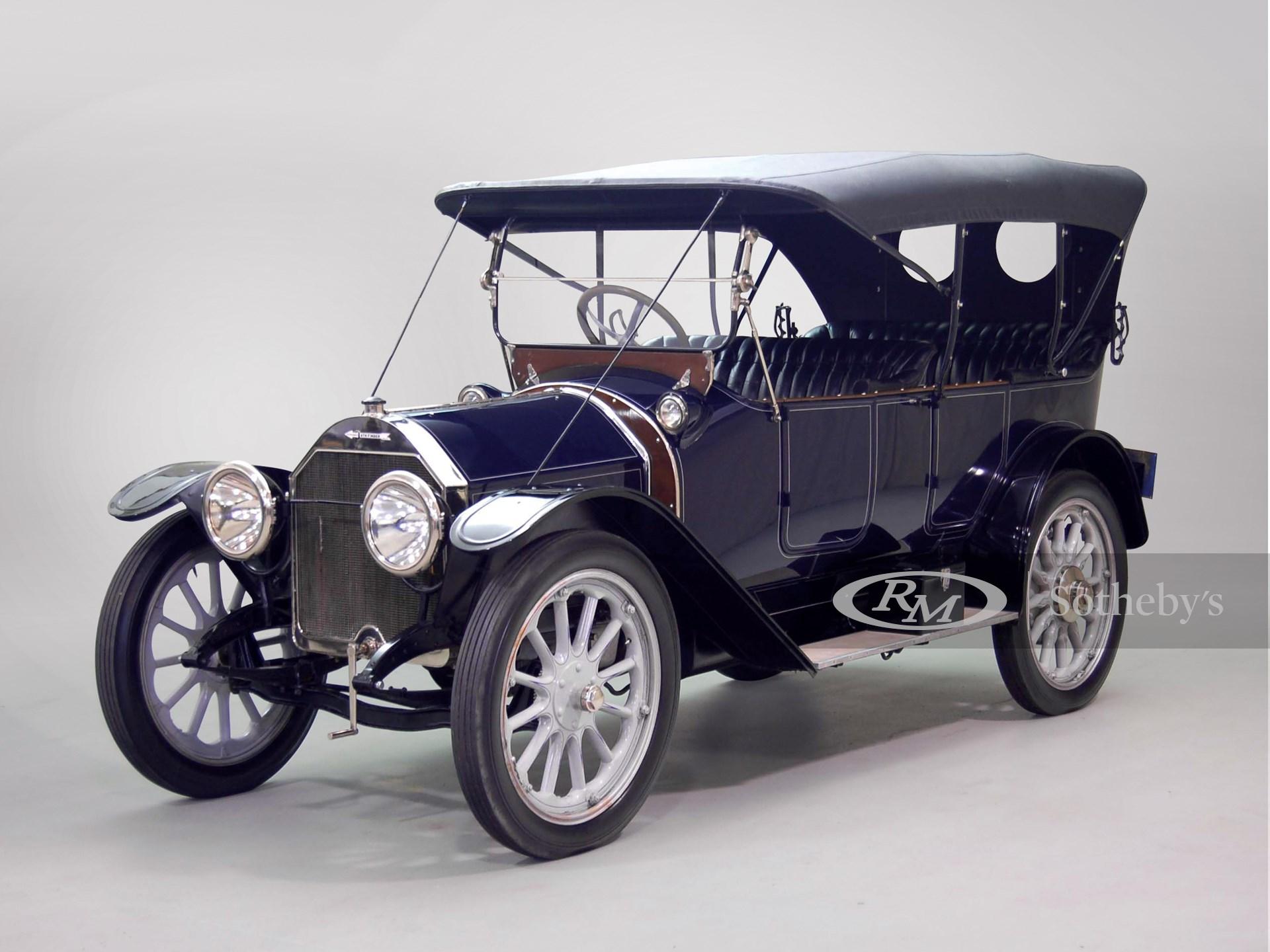 1913 Pathfinder Model 40 Touring