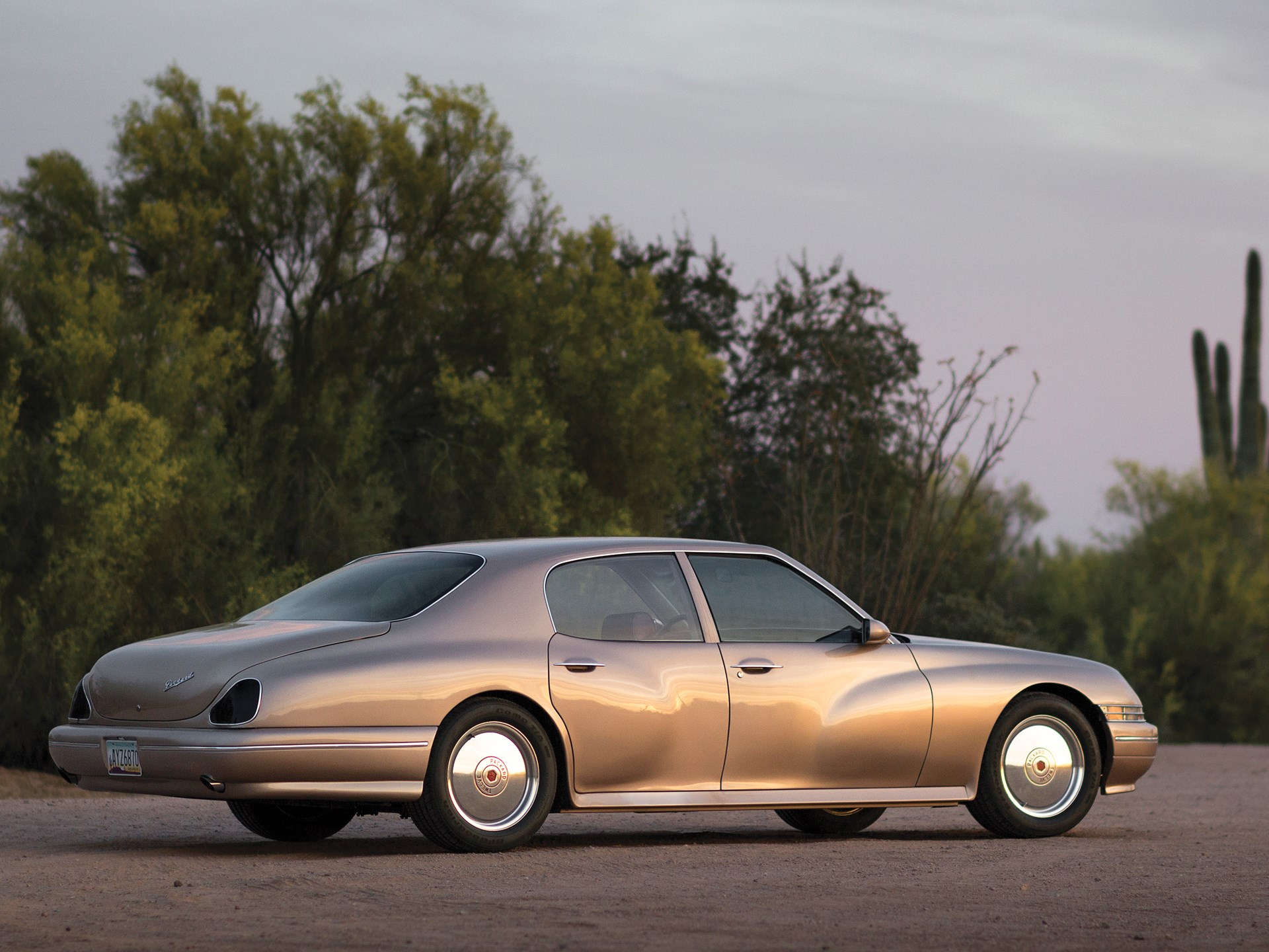 1999 Packard Twelve Prototype