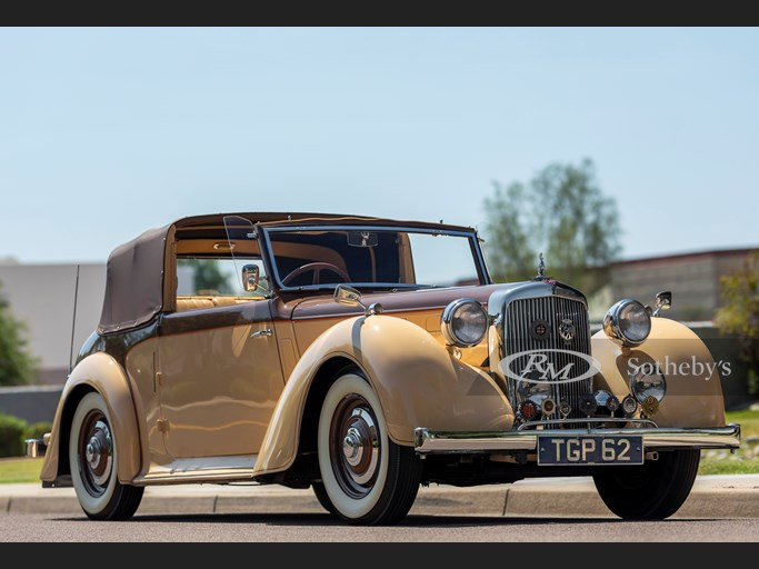 1948 Alvis TA 14 Drophead Coupe