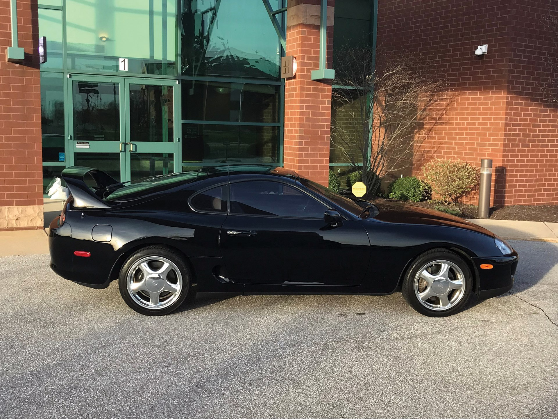 RM Sotheby's - 1994 Toyota Supra Twin Turbo Targa | Auburn Spring 2019