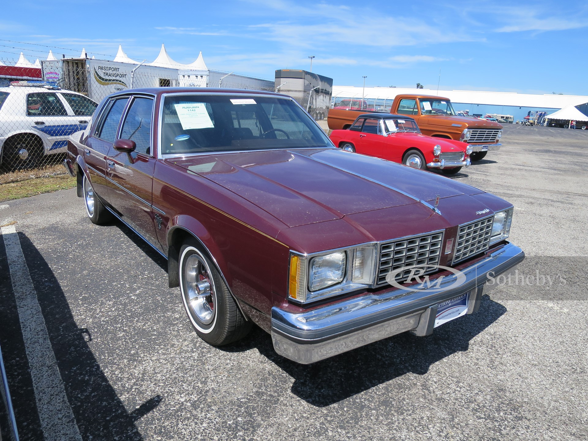 1980 Oldsmobile Cutlass Supreme