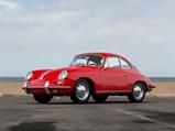 1965 Porsche 356 C 1600 SC 'Sunroof' Coupe by Karmann - $