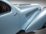 1938 Talbot-Lago T23 Teardrop Coupe by Figoni et Falaschi - $