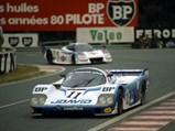 1983 Porsche 956 Group C  - $John Fitzpatrick/Dieter Quester/David Hobbs, Porsche 956-110, #11, DNF, 24 Hours of Le Mans, 1983.