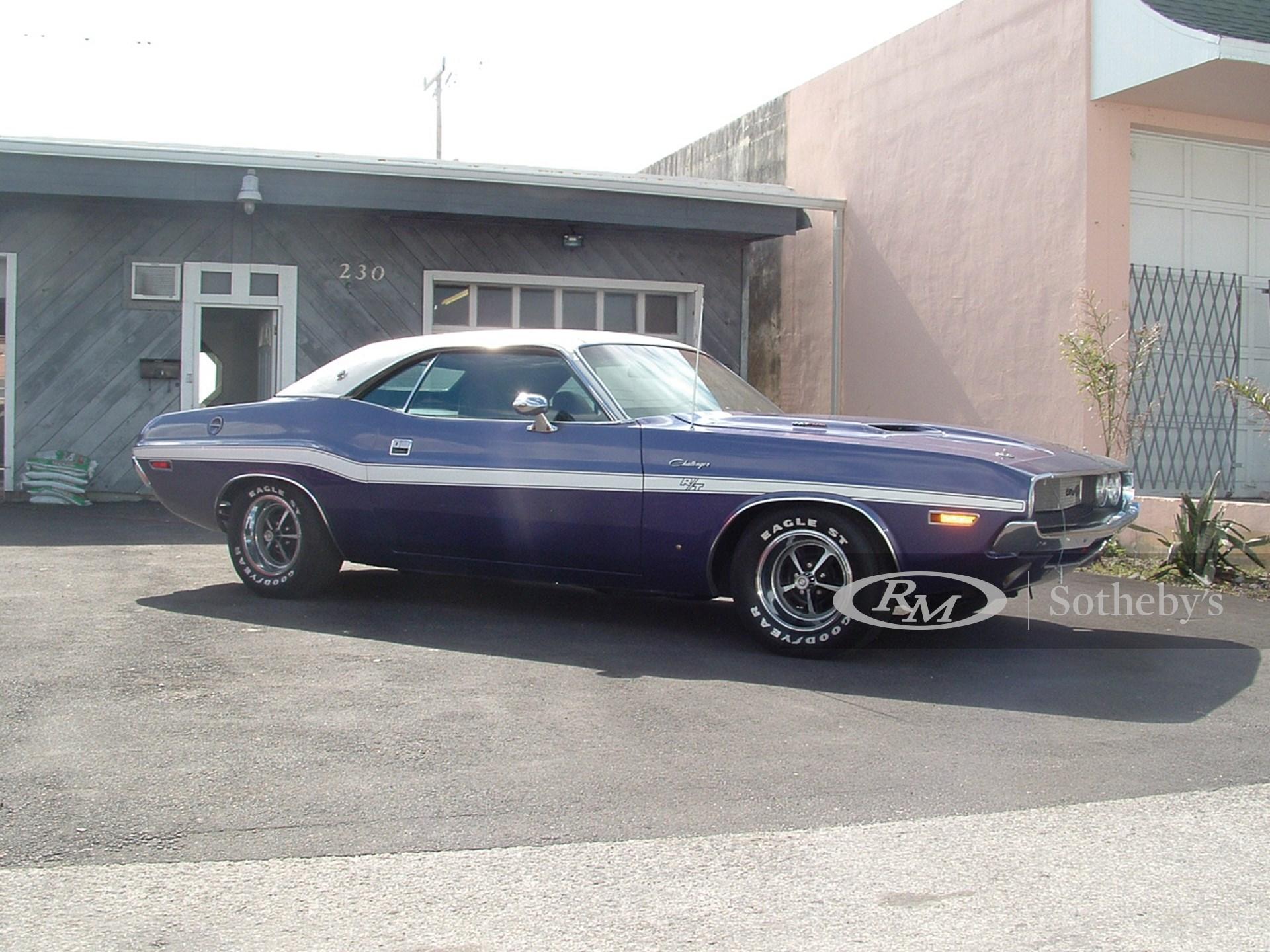 1970 Dodge Challenger RT/SE 2D  -