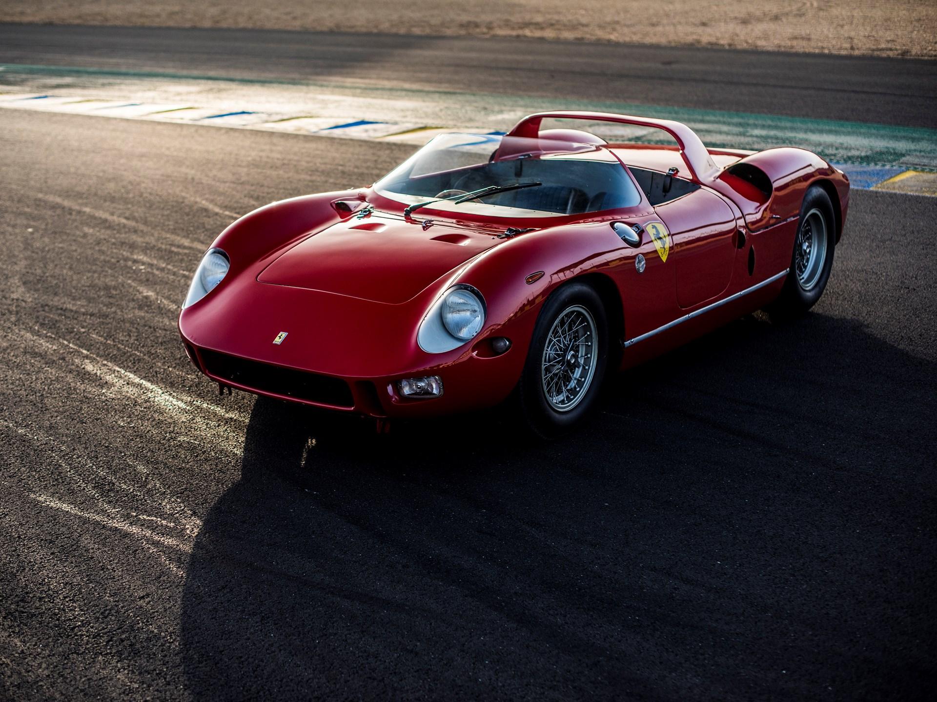 1963 Ferrari 275 P