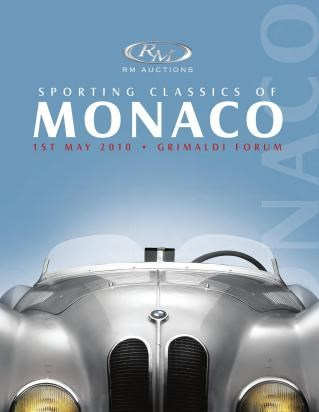 Sporting Classics of Monaco, 2010