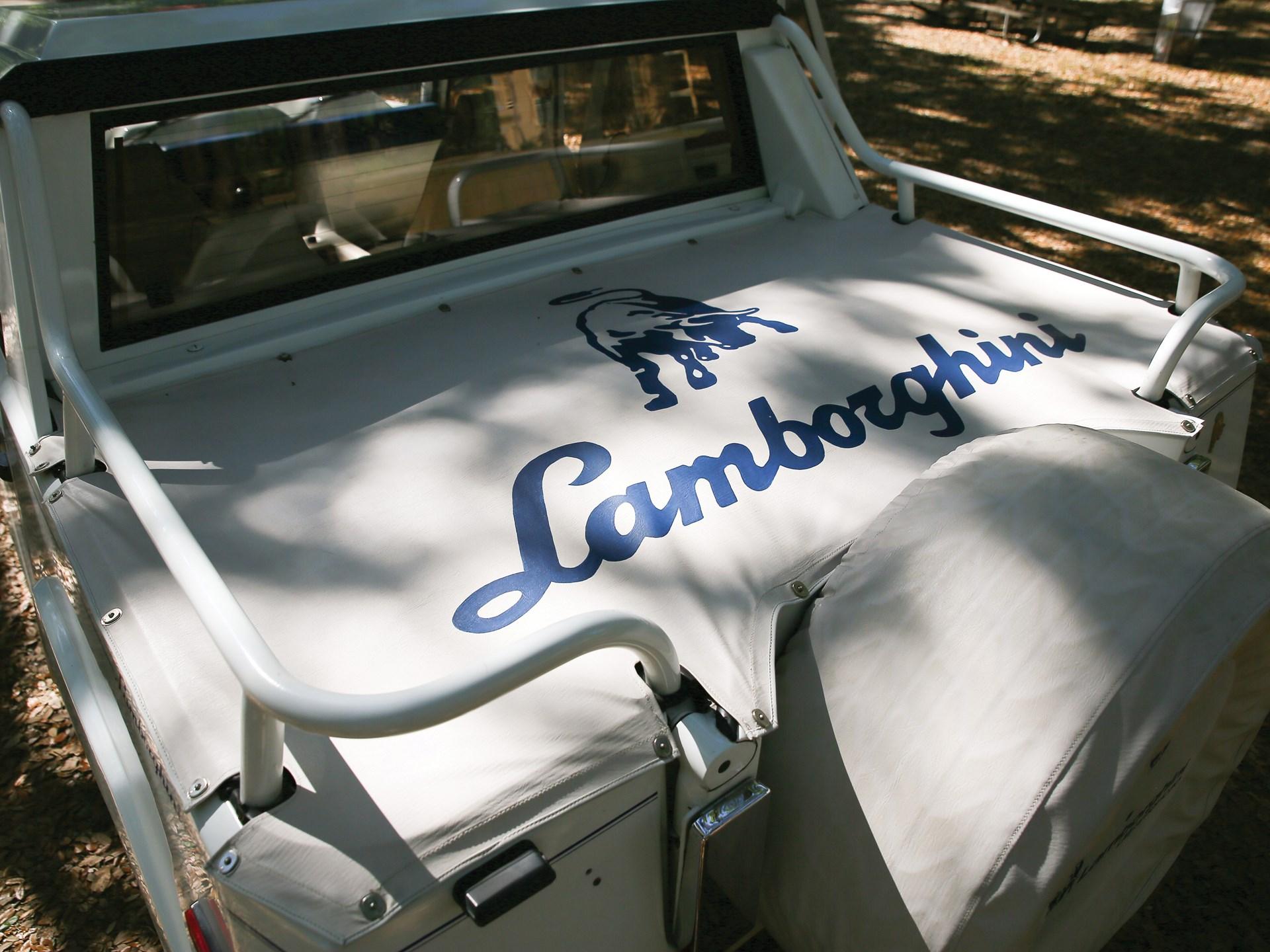 1990 Lamborghini LM002 LM/American