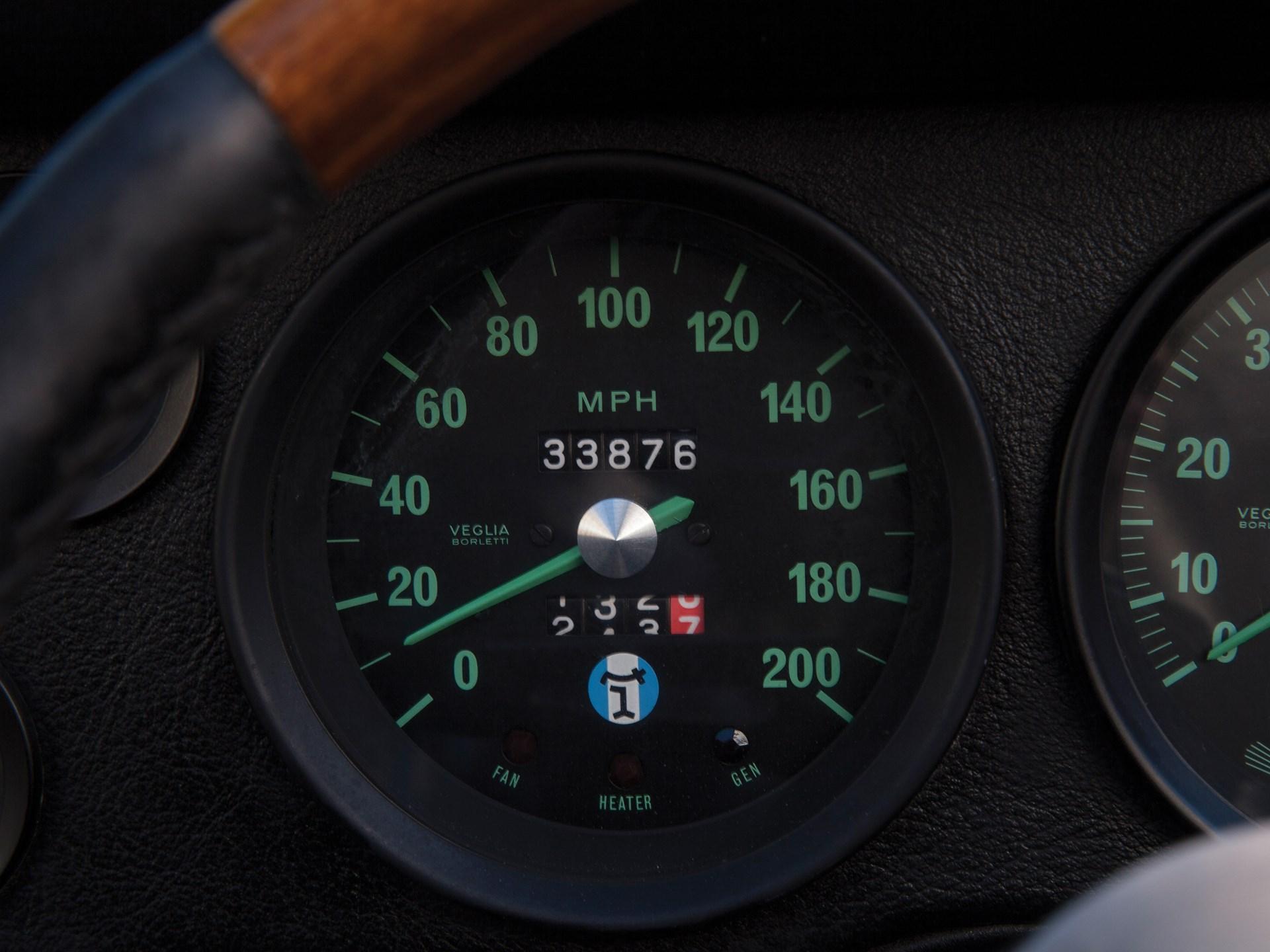 1969 De Tomaso Mangusta by Ghia