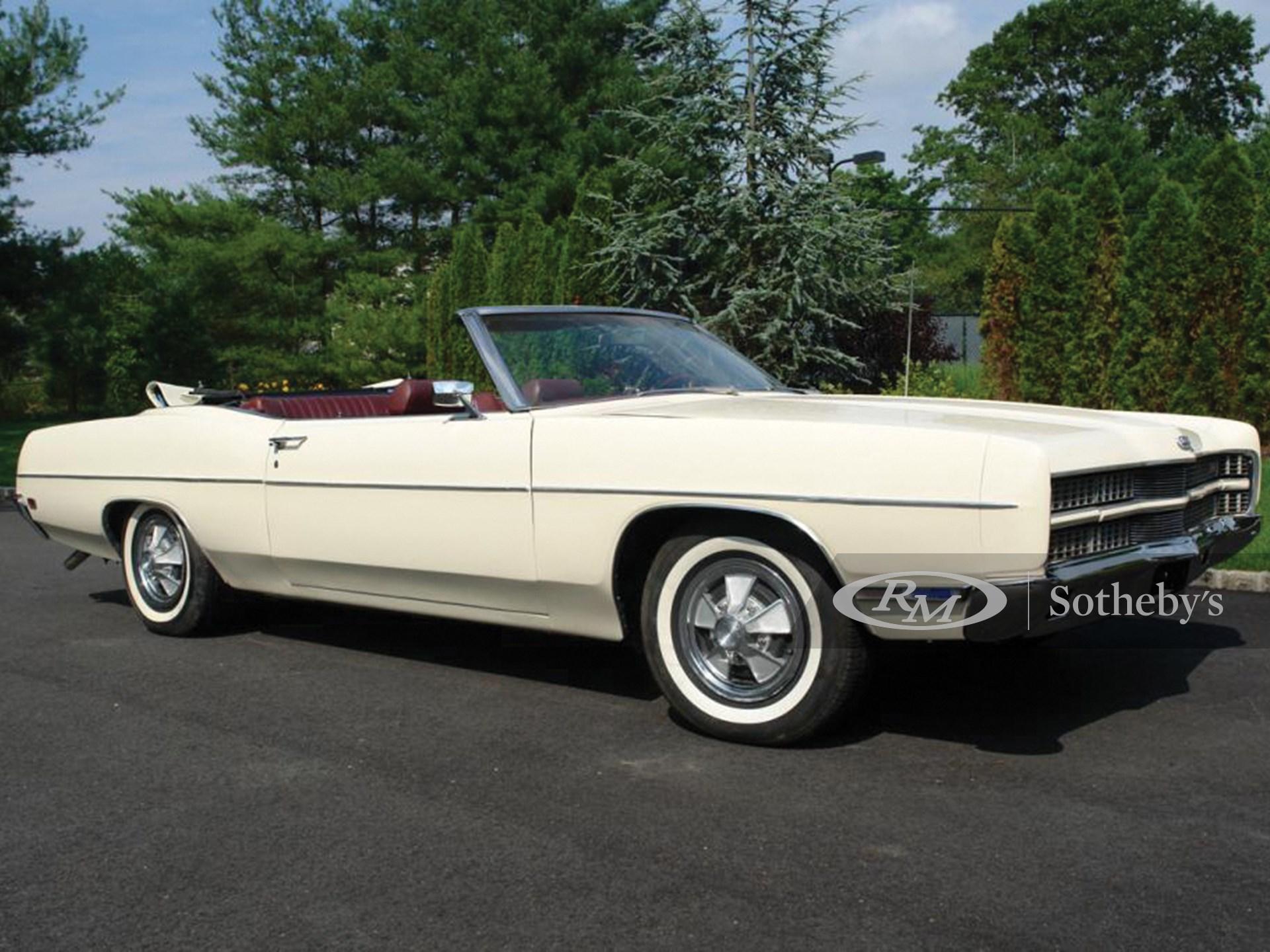 1969 Ford Galaxie 500 XL