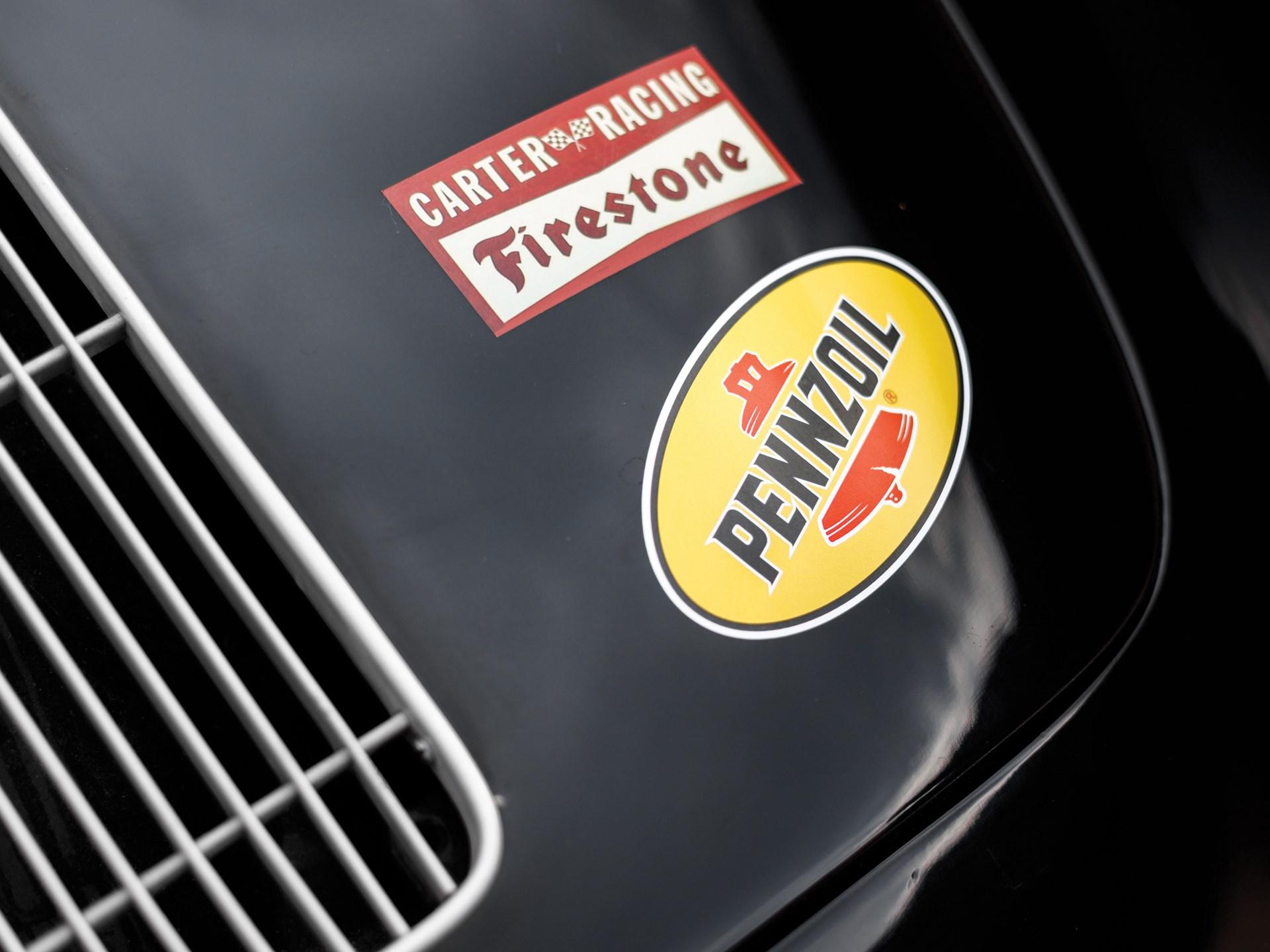 1957 Porsche 356 A Speedster by Reutter