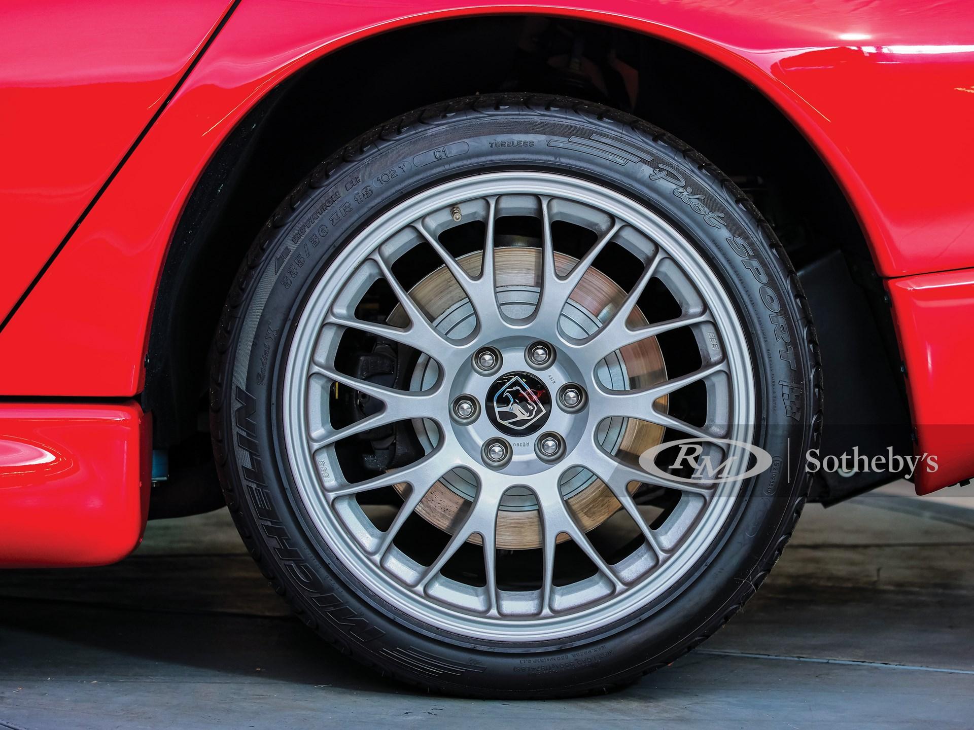2002 Dodge Viper GTS ACR Final Edition  -