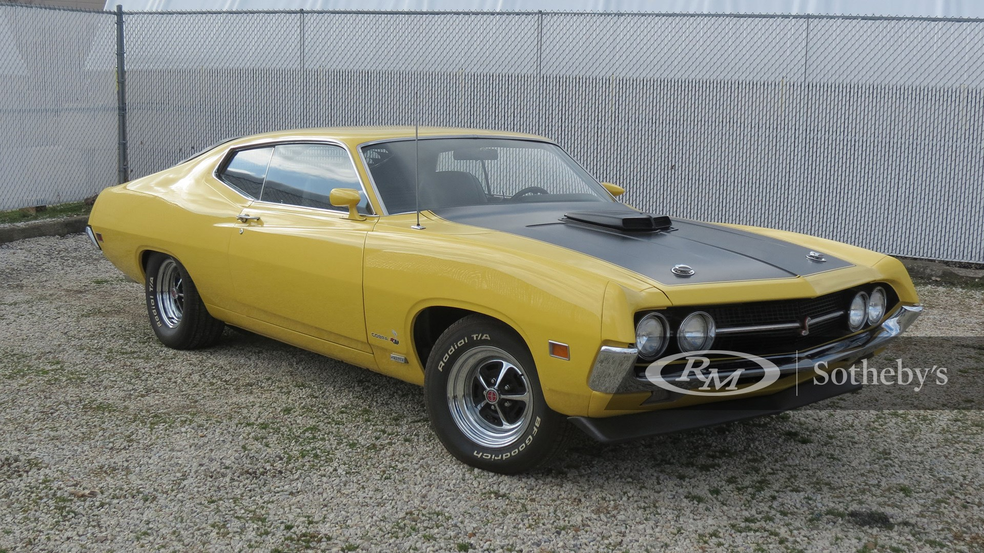 1970 Ford Torino Cobra available at RM Sotheby's Online Only Open Roads April Auction 2021