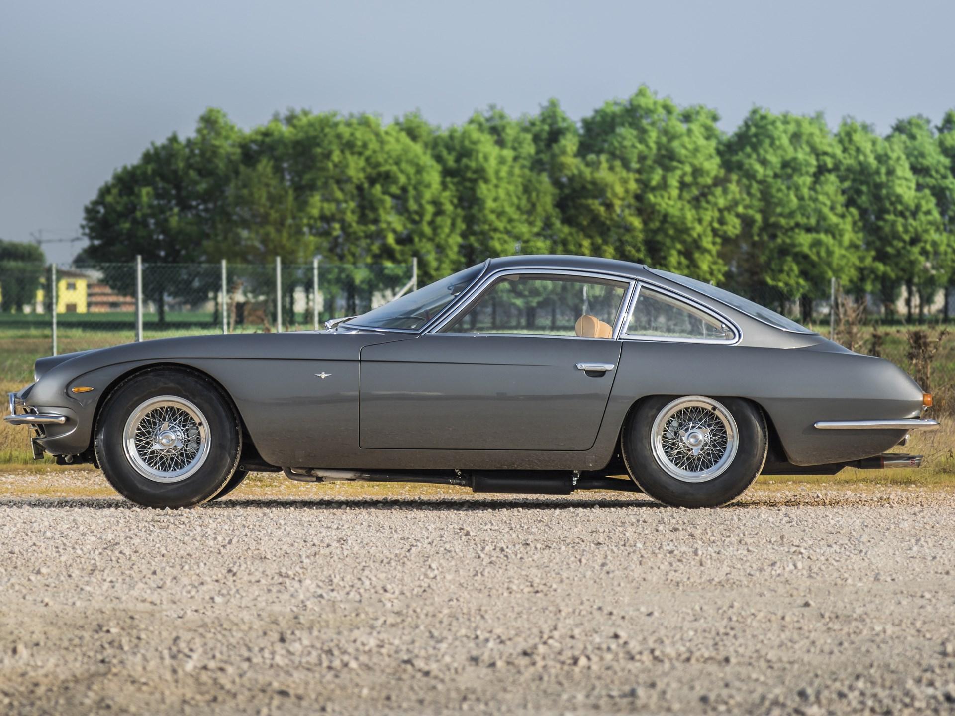 RM Sotheby\'s - 1966 Lamborghini 400 GT \'Interim\' by Touring   Villa ...