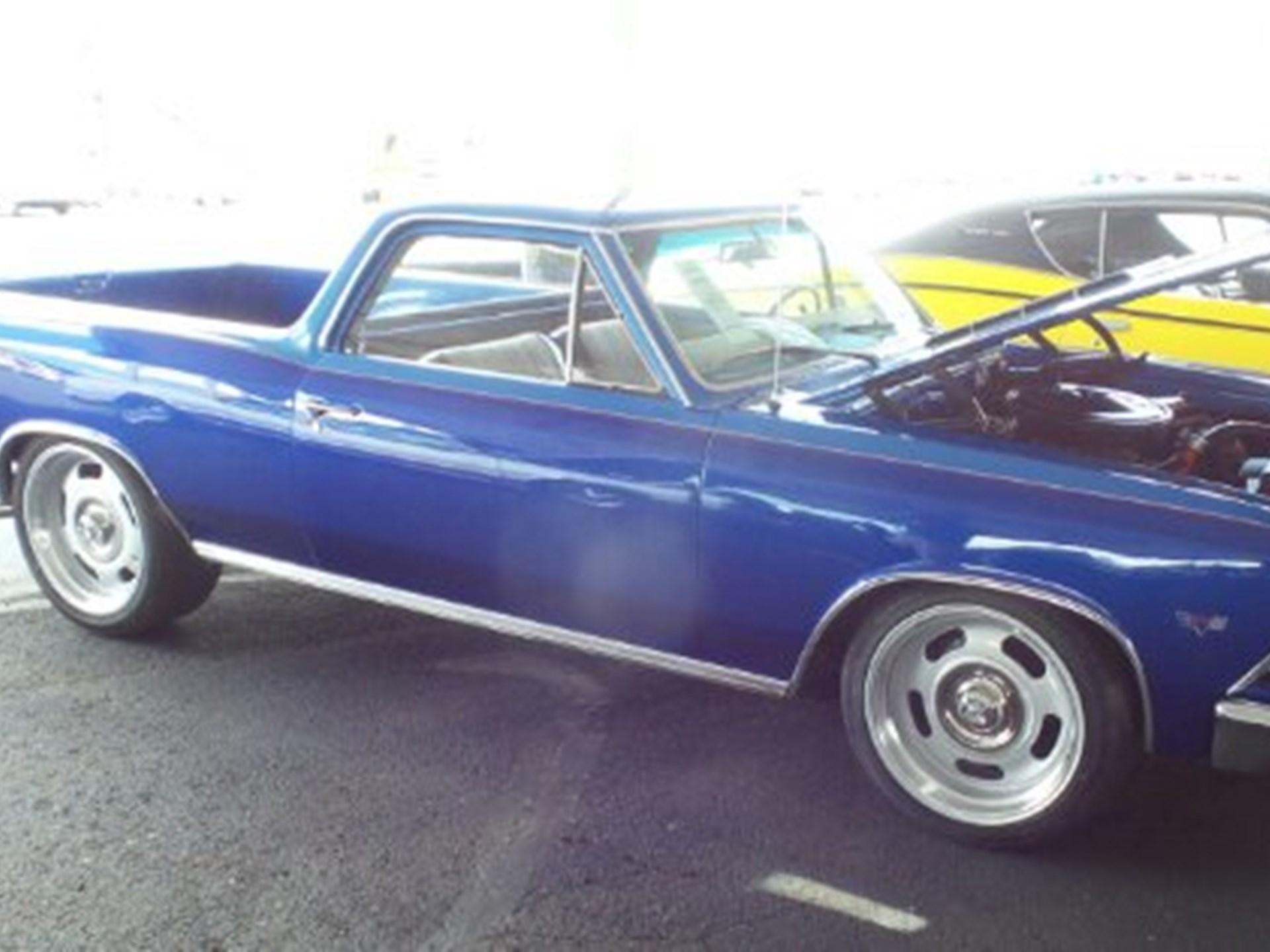 Rm Sothebys 1966 Chevrolet El Camino Auburn Fall 2016 Chevy