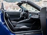 2019 Porsche 911 Speedster  - $