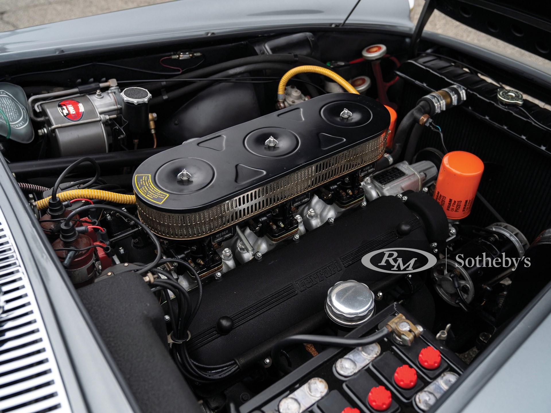 1961 Ferrari 250 GT Cabriolet Series II by Pininfarina -