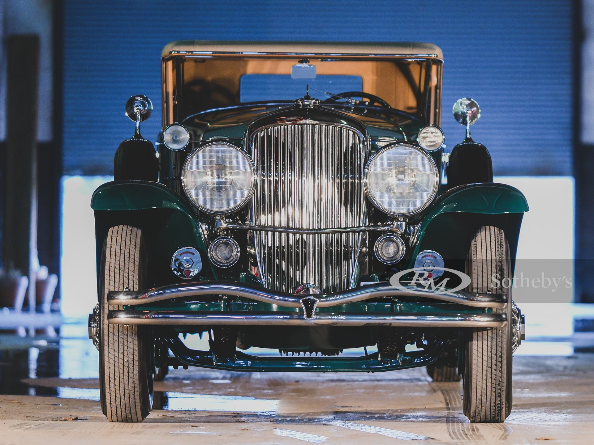 1930 Duesenberg Model J Convertible Coupe by Murphy -