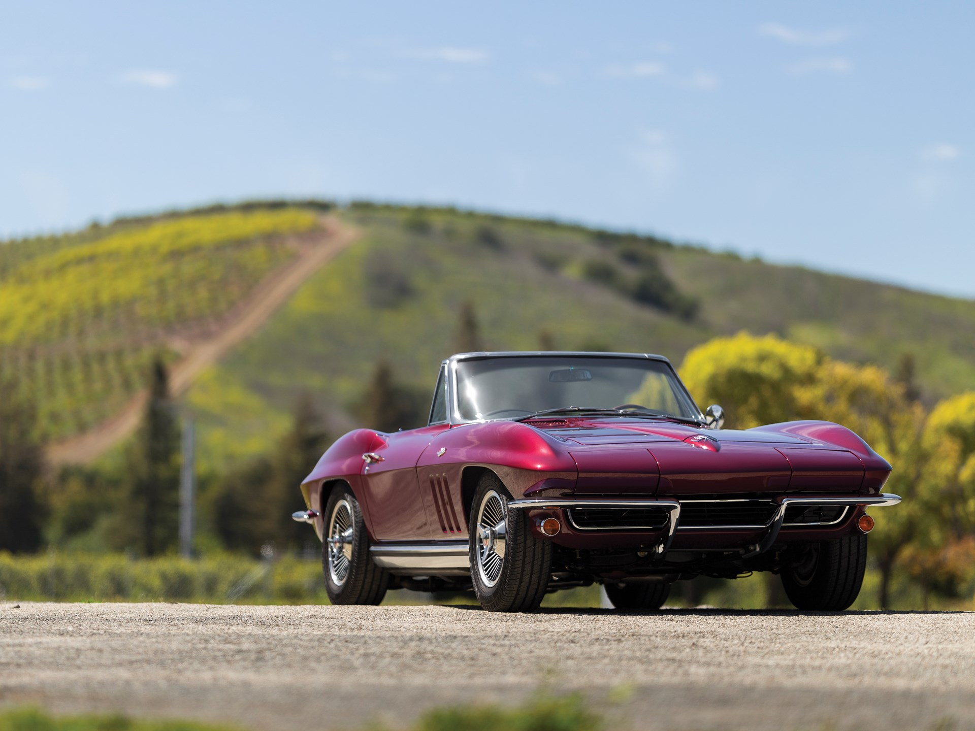 RM Sotheby's - 1965 Chevrolet Corvette Sting Ray Convertible