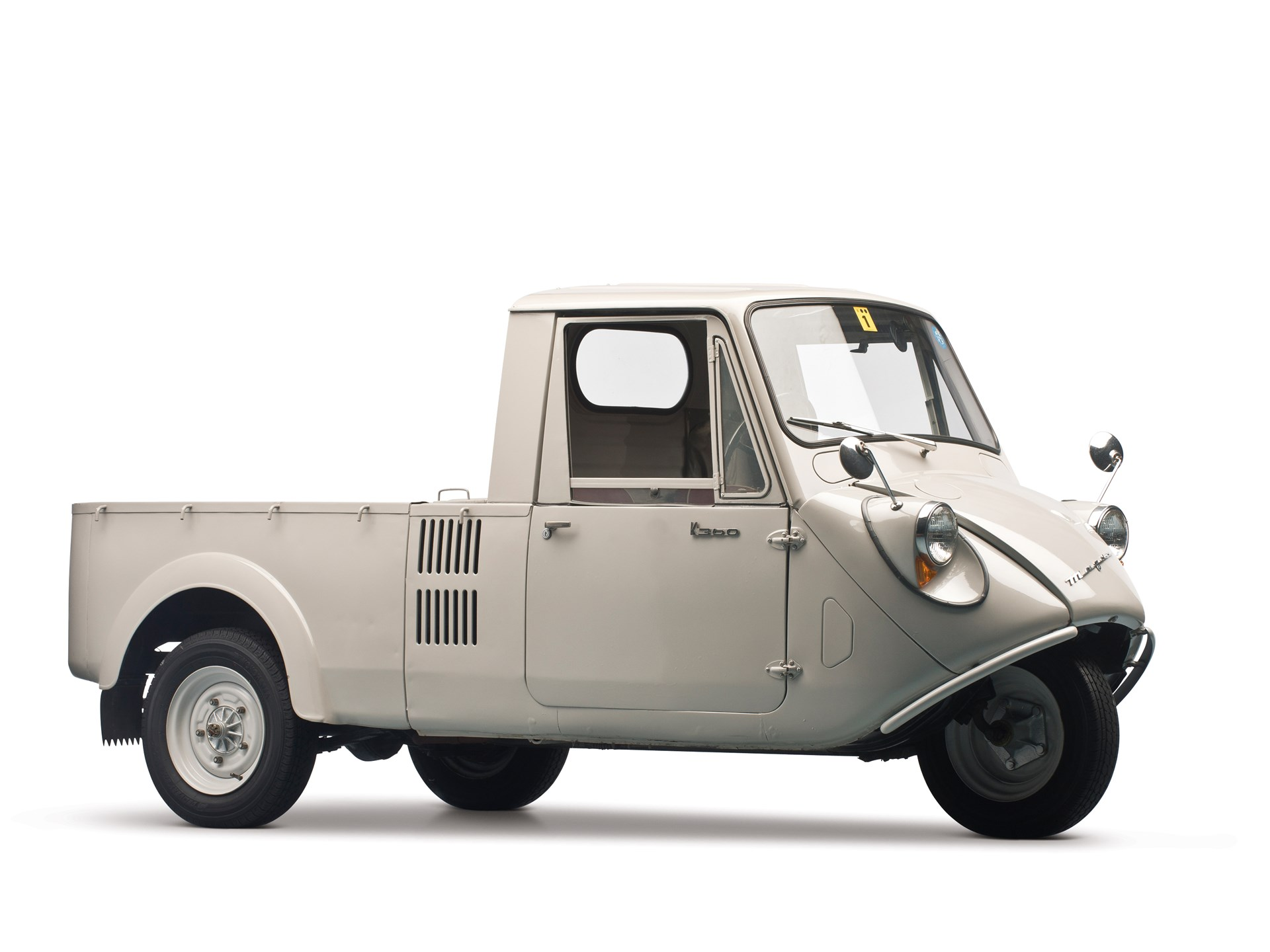 Rm Sotheby S 1960 Mazda K360 The Bruce Weiner Microcar Museum 2013