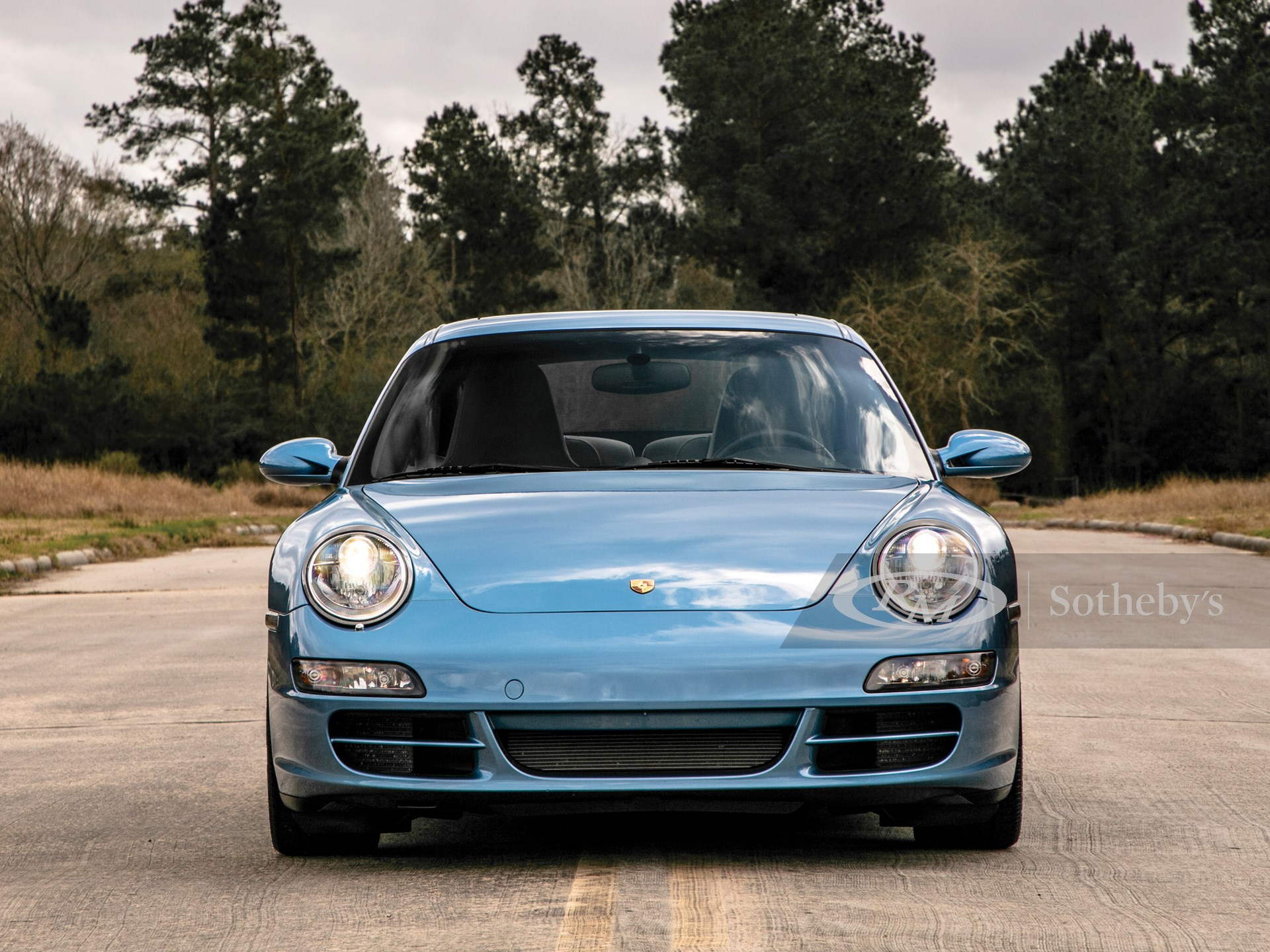 2006 Porsche 911 Carrera S Club Coupe  -