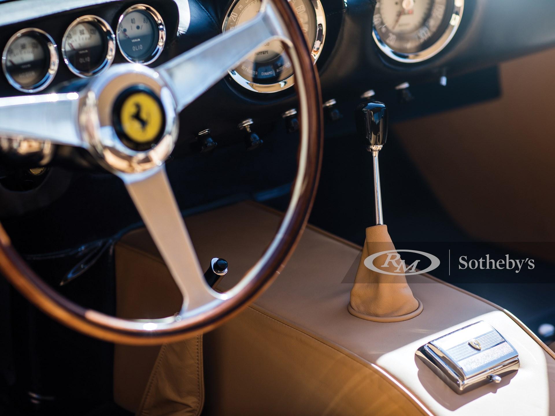 1963 Ferrari 250 GT/L Berlinetta Lusso by Scaglietti -