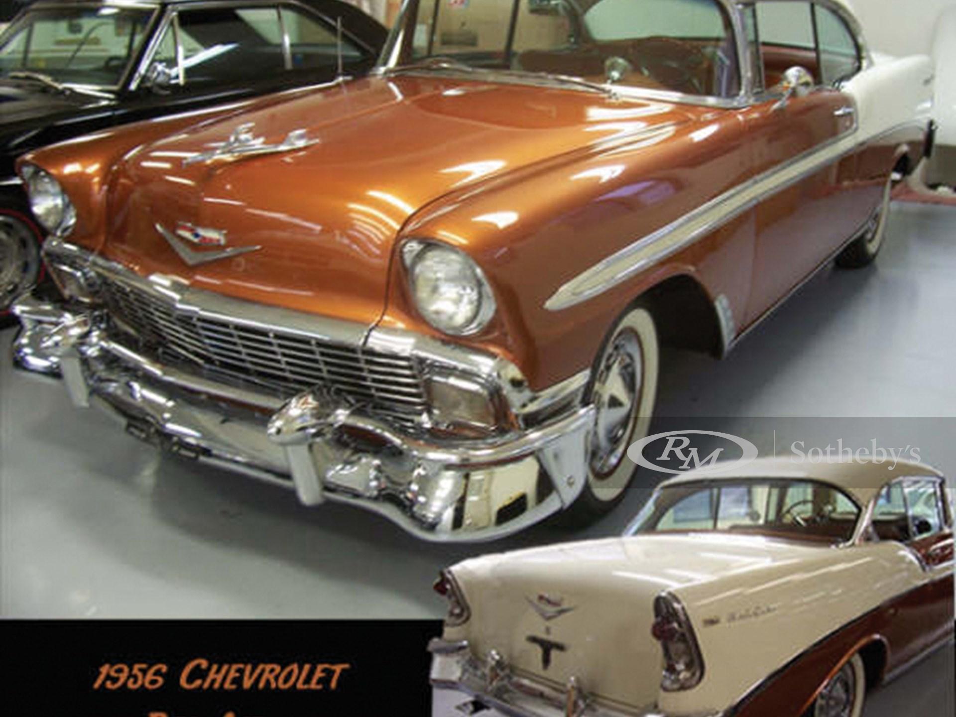 1956 Chevrolet Bel Air 2D  -