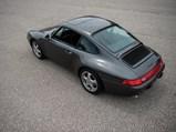 1995 Porsche 911 Carrera Coupe  - $