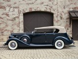 1936 Packard Twelve Sport Phaeton  - $
