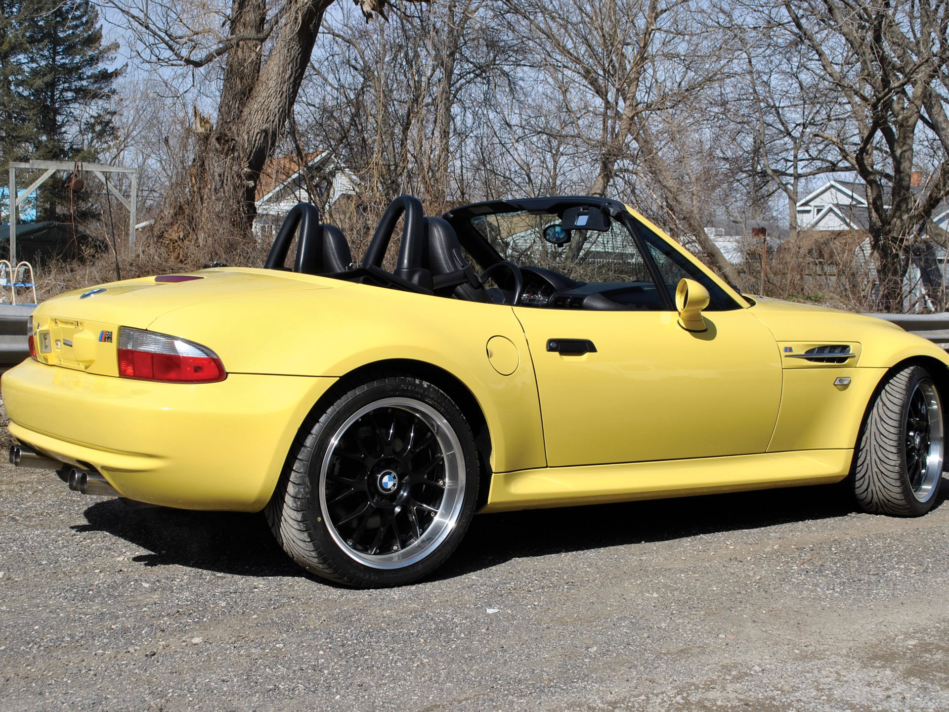 RM Sotheby\'s - 1999 BMW M Roadster | Auburn Spring 2018