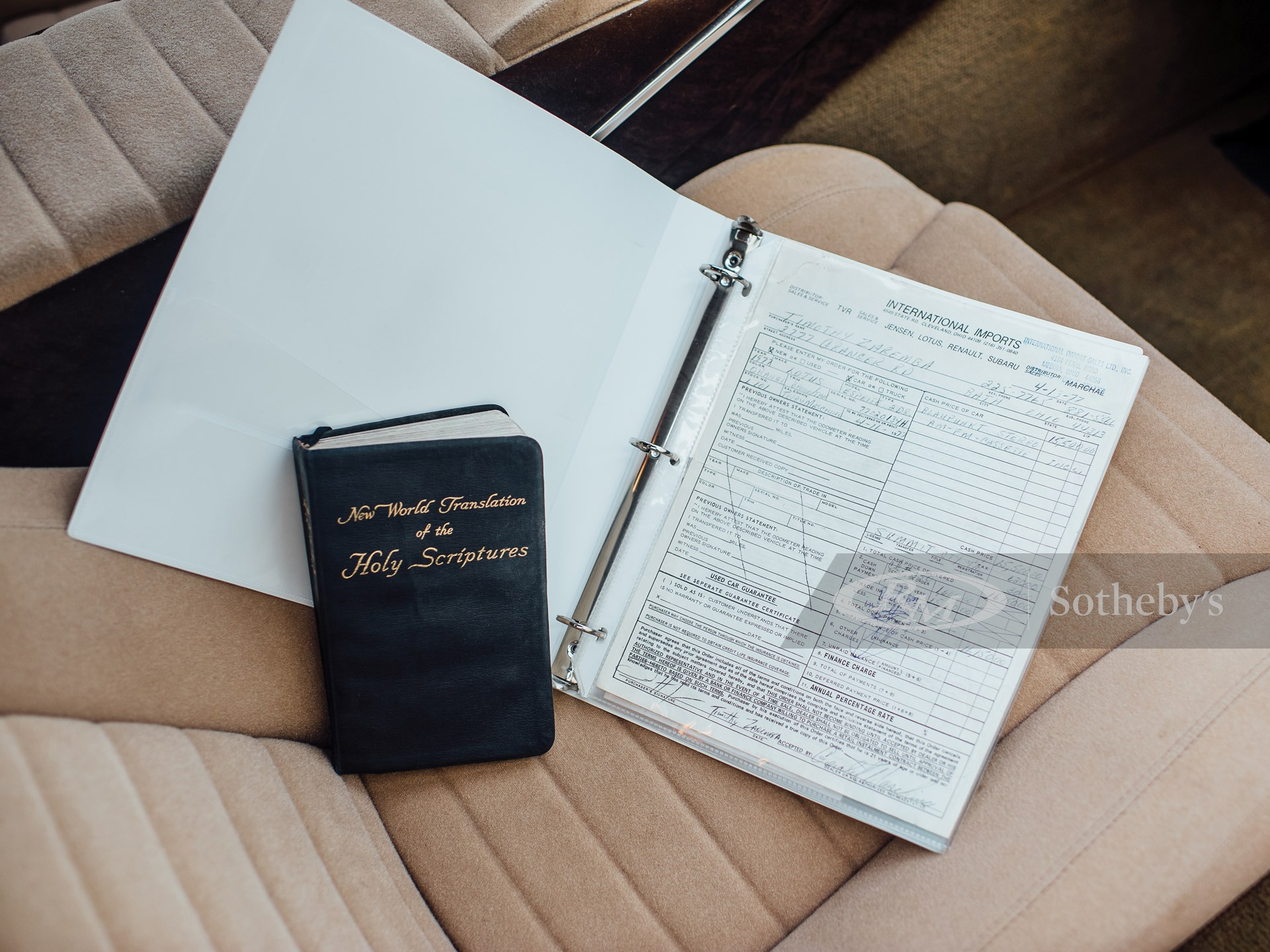 1977 Lotus Esprit Series I  -