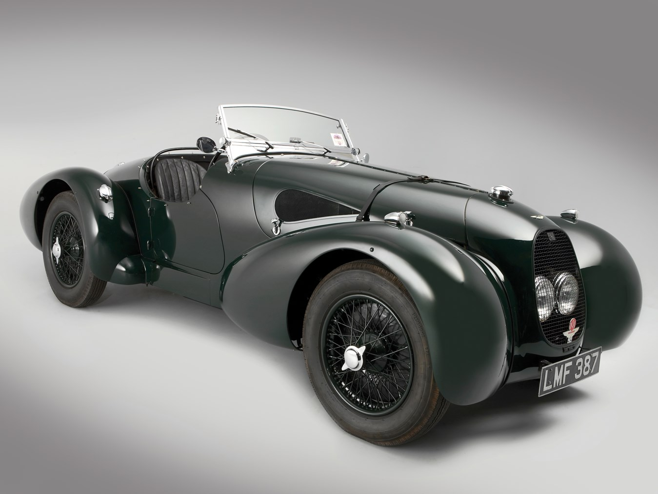 1940 Aston Martin Speed Model Type C