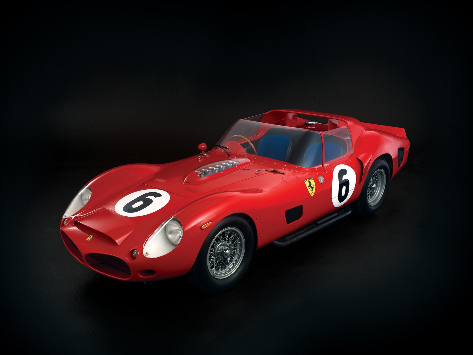 1962 Ferrari 330 TRI/LM Testa Rossa Spyder