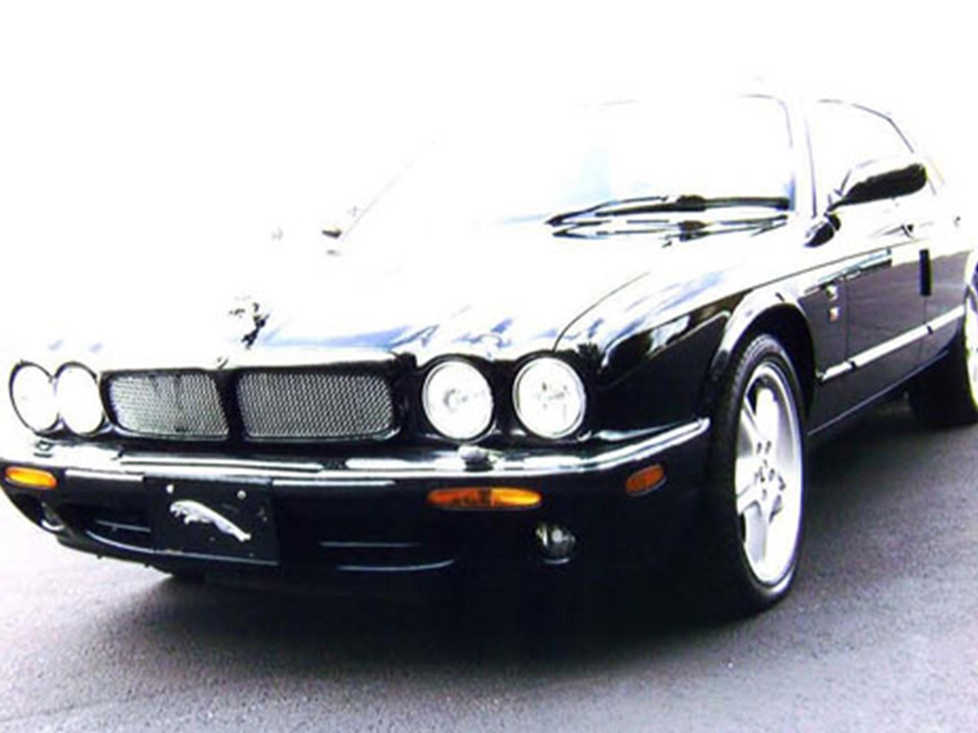 1999 Jaguar XJR Four Door Sedan