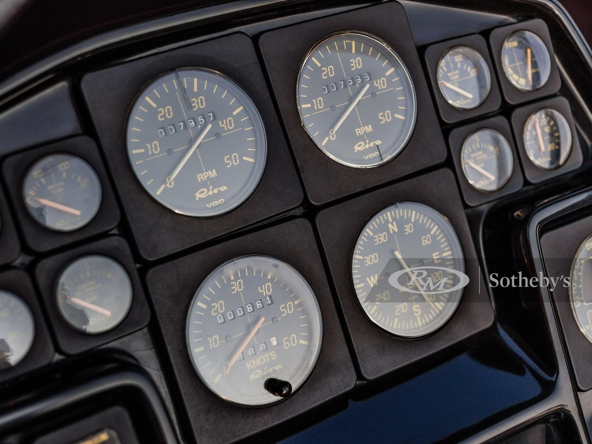 1990 Riva Ferrari 32  -