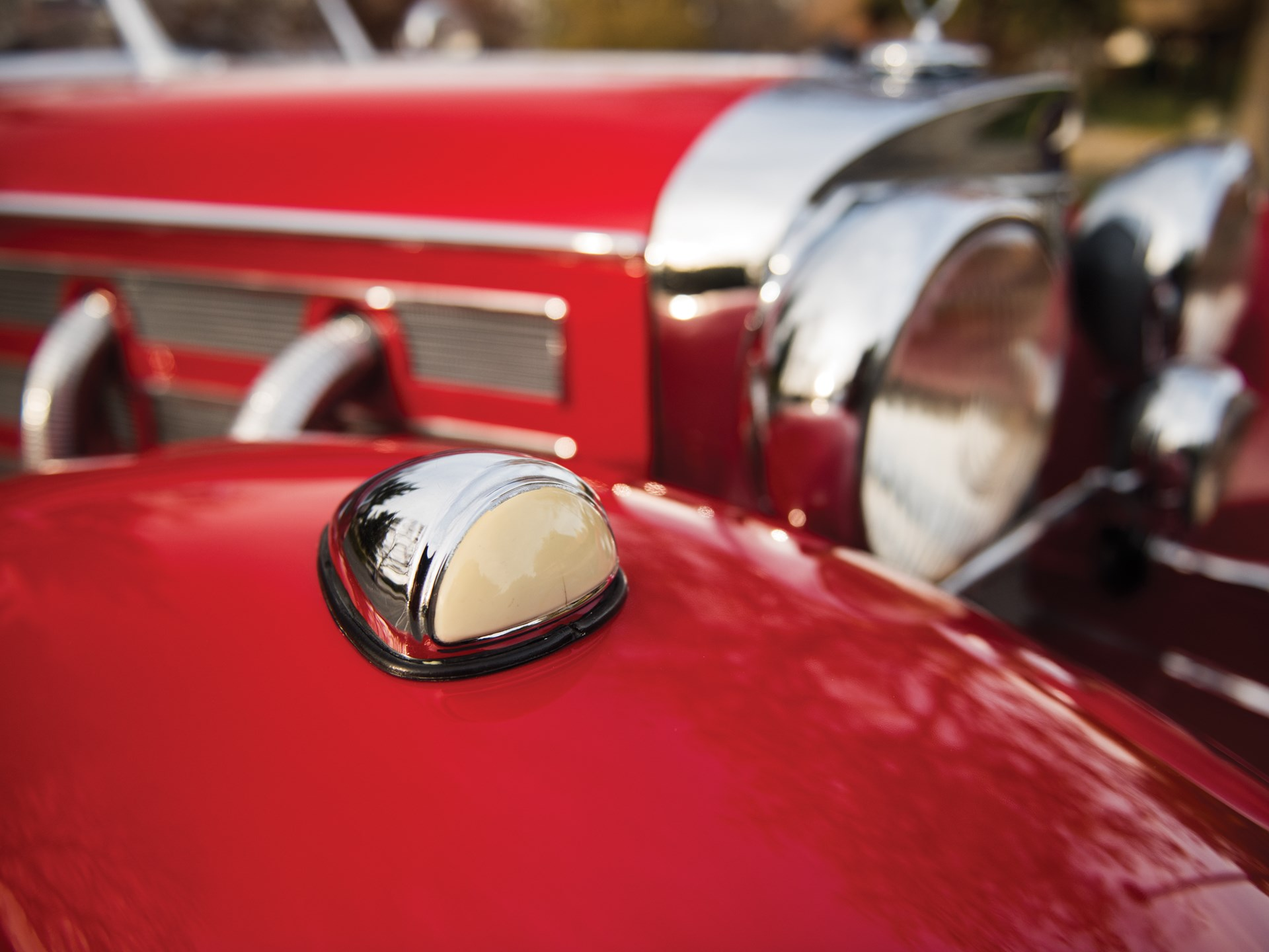 1937 Mercedes-Benz 540 K Special Roadster by Sindelfingen