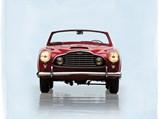 1953 Aston Martin DB2/4 Drophead Coupe by Bertone - $