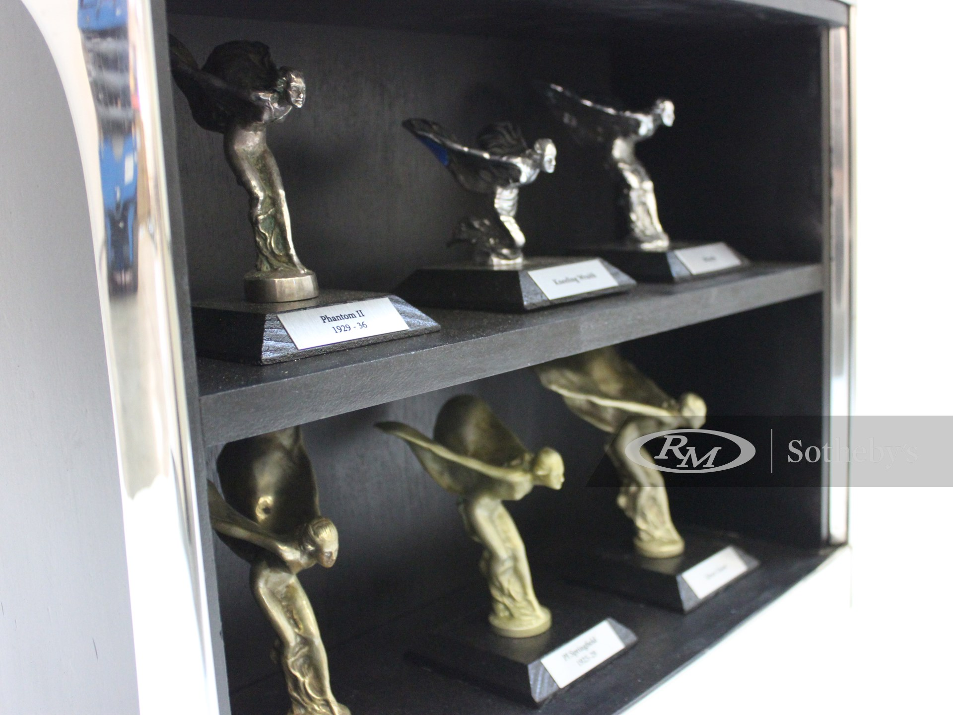 Rolls-Royce Spirit of Ecstasy Mascot Display -