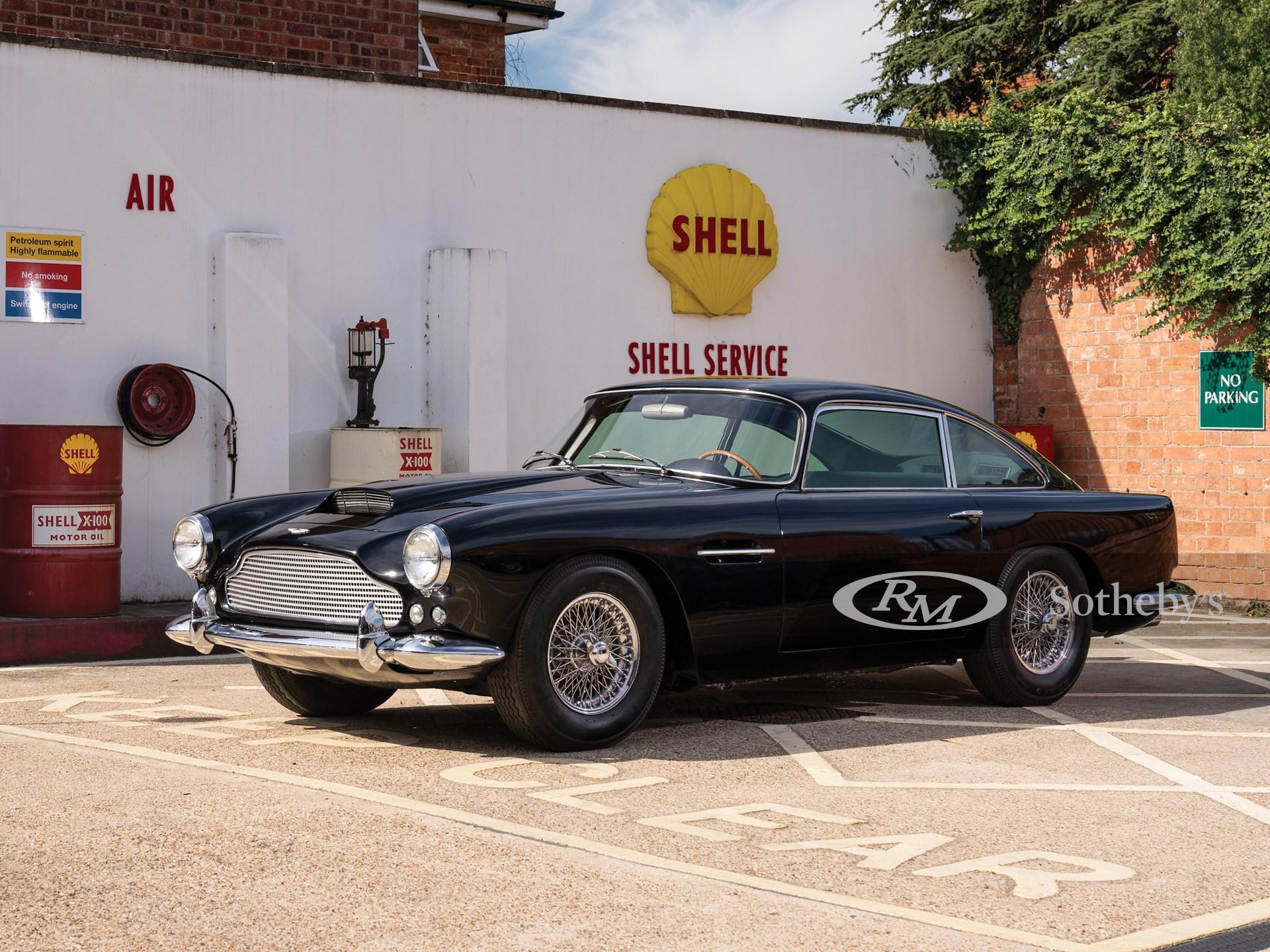 1961 Aston Martin Db4 London 2019 Rm Sotheby S