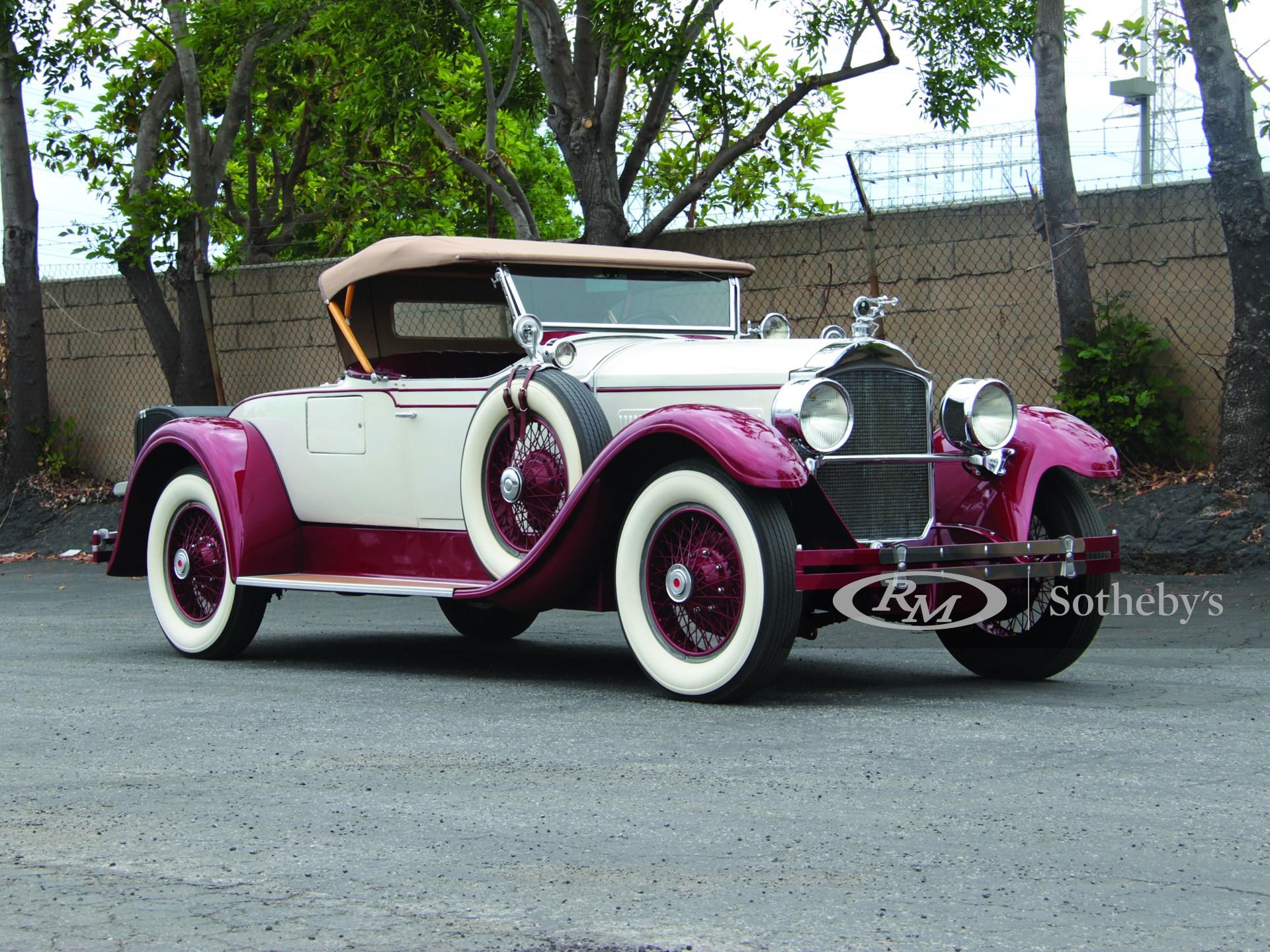 1928 Packard Six