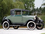 1929 Ford Model A Business Coupe  - $